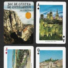 Barajas de cartas: BARAJA JOCS DE CARTES DE CATALUNYA. Lote 223635511
