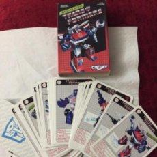 Jeux de cartes: TRANS FORMERS BARAJA CROMY. Lote 223740998