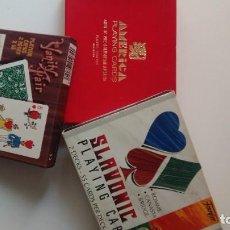 Baralhos de cartas: LOTE BARAJAS FOURNIER. Lote 224420593