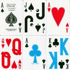 Barajas de cartas: BARAJA POKER E . Z . SEETM, LOVISION BICYCLE. Lote 224556296