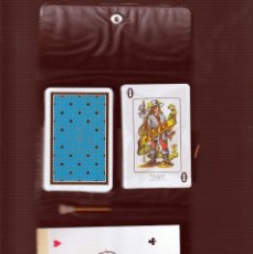 Barajas de cartas: BARAJAS POKER ESPAÑOL, MODELO BRISCA VICTORIA. Lote 224635188