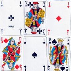 Barajas de cartas: BARAJA POKER DE FOURNIER. Lote 224641528