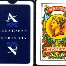 Barajas de cartas: ALCAIDESA- BARAJA ESPAÑOLA 40 CARTAS. Lote 224770168