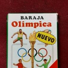 Mazzi di carte: BARAJA INFANTIL OLIMPICA DE HERACLIO FOURNIER. Lote 224778365