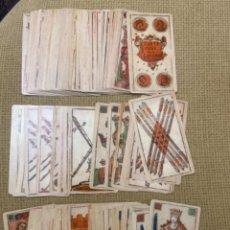 Barajas de cartas: BARAJA TAROT FLORENTINO MINCHIATE AL LEONE ITALIA SIGLO XVIII 1790 IMPRESA 2004. Lote 224785888