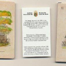 Jeux de cartes: BARAJA LA CABAÑA DEL TÍO TOM. ESTADOS UNIDOS 1825. EDICIÓN FACSÍMIL FOURNIER. Lote 224885450