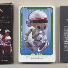 Jeux de cartes: BARAJA DEFENSOR 5. LA ÚLTIMA PATRULLA. 33 CARTAS. HERACLIO FOURNIER. Lote 224885825