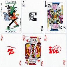 Barajas de cartas: BARAJA REPOKER POKER DIARIO 16. Lote 225072945
