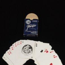 Jeux de cartes: ANTIGUA BARAJA DE CARTAS FOURNIER VICTORIA POKER. MADE IN SPAIN, 54 CARTAS,PATROCINADOR MARCA VESPA.. Lote 225105243