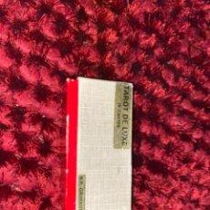 Barajas de cartas: ANTIGUA BARAJA DE TAROT DE LUXE B.P.GRIMAUD 78 CARTAS VER FOTOS. Lote 225144295