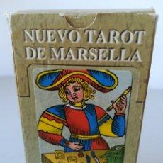 Jeux de cartes: BARAJA NUEVO TAROT DE MARSELLA/ 78 CARTAS/ LO SCARABEO. Lote 225237115