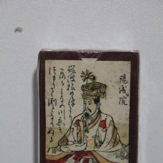 Barajas de cartas: BARAJA JAPONESA. Lote 225263280