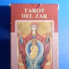 Barajas de cartas: BARAJA - TAROT DEL ZAR - 78 CARTAS - NAIPES - LO SCARABEO - NUEVA. Lote 225376660