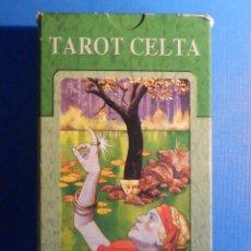 Barajas de cartas: BARAJA - TAROT CELTA - 78 CARTAS - NAIPES - LO SCARABEO - NUEVA. Lote 225438330