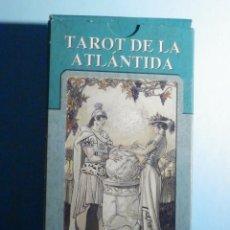 Barajas de cartas: BARAJA - TAROT DE LA ATLÁNTIDA - 78 CARTAS - NAIPES - LO SCARABEO - NUEVA. Lote 225439266