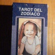 Barajas de cartas: BARAJA - TAROT DEL ZODIACO - 78 CARTAS - NAIPES - LO SCARABEO - NUEVA. Lote 225570510