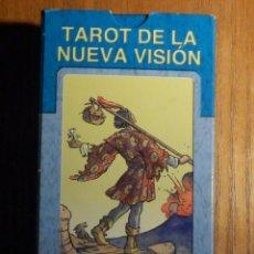 Jeux de cartes: BARAJA - TAROT DE LA NUEVA VISIÓN - 78 CARTAS - NAIPES - LO SCARABEO - NUEVA. Lote 225571370