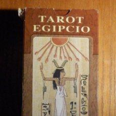 Barajas de cartas: BARAJA - TAROT EGIPCIO - 78 CARTAS - NAIPES - LO SCARABEO - NUEVA. Lote 225673442