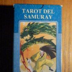 Barajas de cartas: BARAJA - TAROT DEL SAMURAY - 78 CARTAS - NAIPES - LO SCARABEO - NUEVA. Lote 225673555