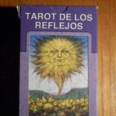 Barajas de cartas: BARAJA - TAROT DE LOS REFLEJOS - 78 CARTAS - NAIPES - LO SCARABEO - NUEVA. Lote 225673878