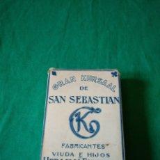 Jeux de cartes: BARAJA DE HERACLIO FOURNIER FABRICACIÓN ESPECIAL. Lote 225996760