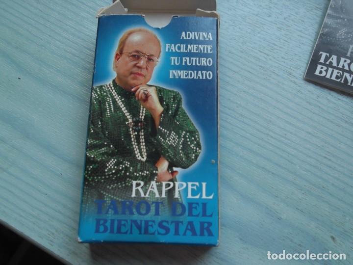 TAROT FORUNIER,RAPPEL TAROT DEL BIENESTAR (Juguetes y Juegos - Cartas y Naipes - Barajas Tarot)