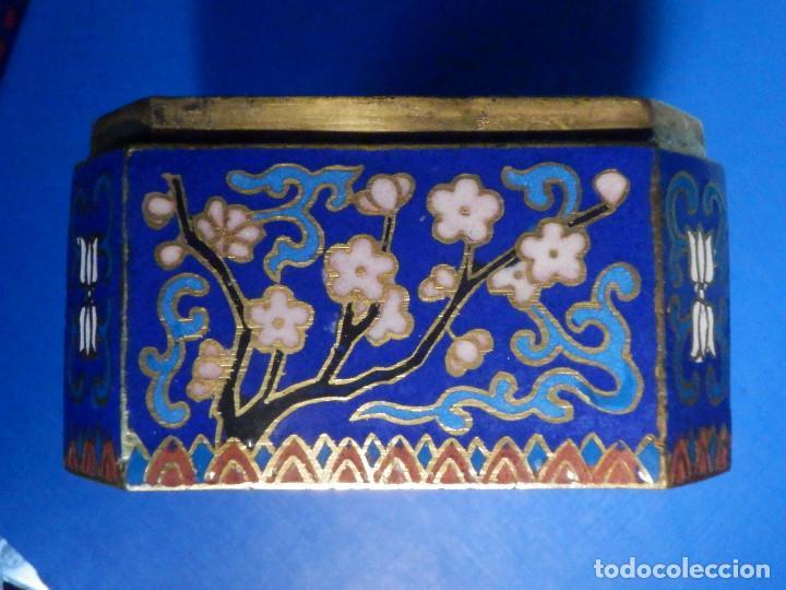 Barajas de cartas: Preciosa caja metálica para Baraja de Cartas - Esmaltada al horno por dentro y fuera - Muy bonita - Foto 7 - 226395790
