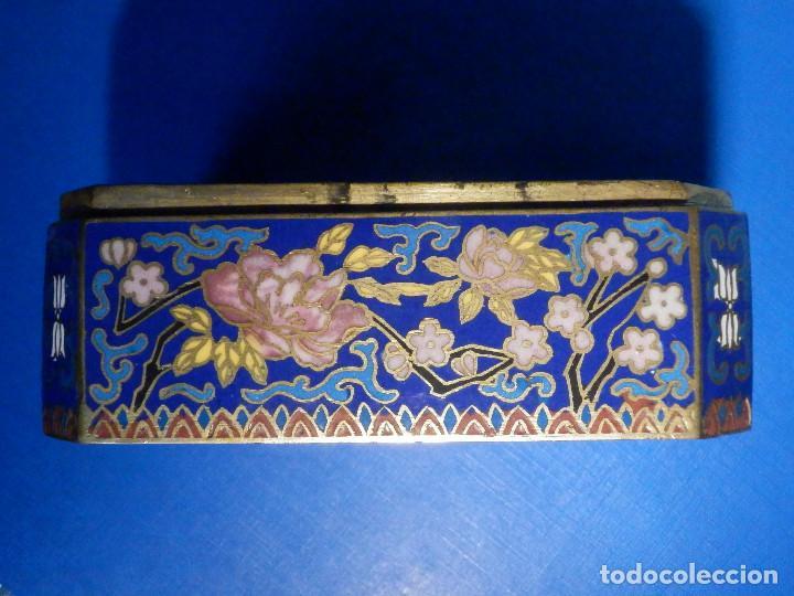 Barajas de cartas: Preciosa caja metálica para Baraja de Cartas - Esmaltada al horno por dentro y fuera - Muy bonita - Foto 8 - 226395790