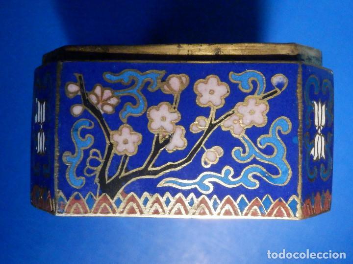 Barajas de cartas: Preciosa caja metálica para Baraja de Cartas - Esmaltada al horno por dentro y fuera - Muy bonita - Foto 9 - 226395790