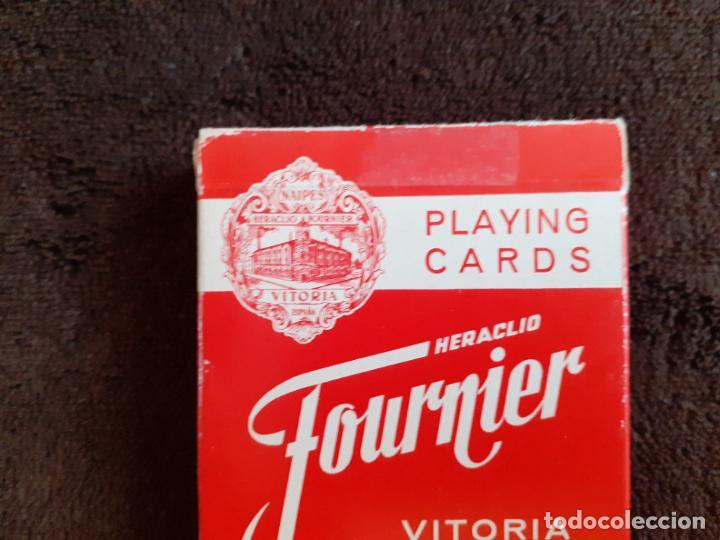 Barajas de cartas: BARAJA DE CARTAS. 26. FOURNIER. 54 CARTAS. - Foto 2 - 226744590