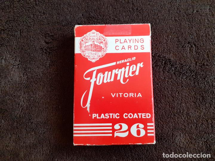 BARAJA DE CARTAS. 26. FOURNIER. 54 CARTAS. (Juguetes y Juegos - Cartas y Naipes - Barajas de Póker)