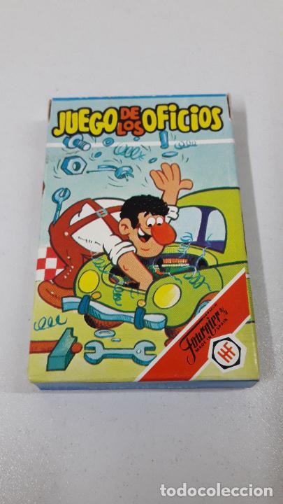 Barajas de cartas: BARAJA INFANTIL EL JUEGO DE LOS OFICICIOS . REALIZADA POR FOURNIER . ORIGINAL AÑOS 80 . SIN USO - Foto 2 - 226776974