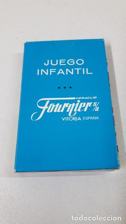 Barajas de cartas: BARAJA INFANTIL EL JUEGO DE LOS OFICICIOS . REALIZADA POR FOURNIER . ORIGINAL AÑOS 80 . SIN USO - Foto 4 - 226776974