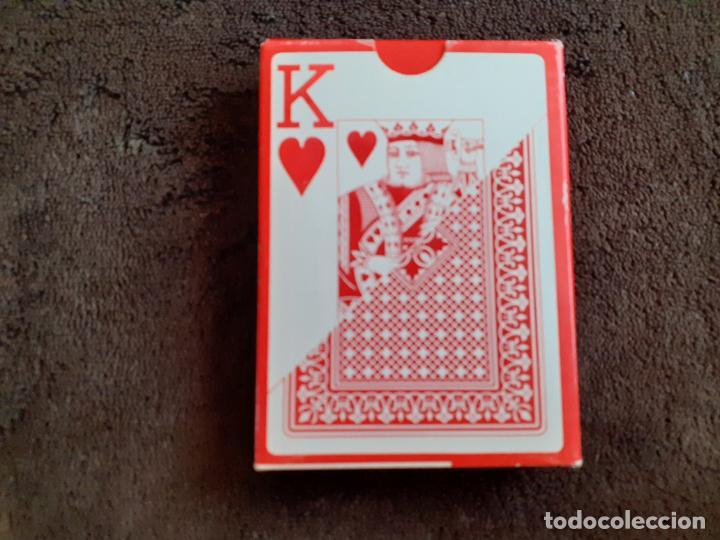 Barajas de cartas: BARAJA DE CARTAS. 818. POKER. GIGANTE.FOURNIER. 55 CARTAS. - Foto 2 - 226778810