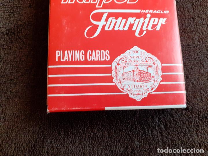 Barajas de cartas: BARAJA DE CARTAS. 818. POKER. GIGANTE.FOURNIER. 55 CARTAS. - Foto 5 - 226778810