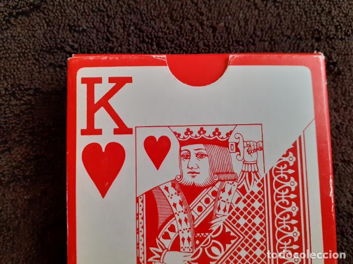 Barajas de cartas: BARAJA DE CARTAS. 818. POKER. GIGANTE.FOURNIER. 55 CARTAS. - Foto 9 - 226778810