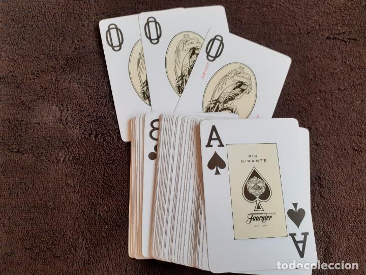 Barajas de cartas: BARAJA DE CARTAS. 818. POKER. GIGANTE.FOURNIER. 55 CARTAS. - Foto 13 - 226778810
