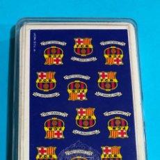 Barajas de cartas: BARAJA DE NAIPES F. BARCELONA. FOURNIER.. Lote 226886150