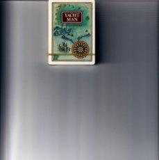 Barajas de cartas: BARAJA POKER DE YACHT MAN. REF: 2020. Lote 227273005