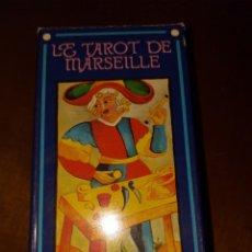 Barajas de cartas: NAIPES TAROT. Lote 227589225
