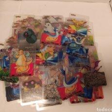 Barajas de cartas: POKEMON LAMINCARDS CARTAS,LOTE DE 100. Lote 263595690