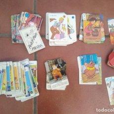Barajas de cartas: LOTE DE BARAJAS INFANTILES INCOMPLETAS VER. Lote 227974585