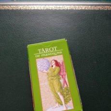 Jeux de cartes: BARAJA DE TAROT 'DE MANTEGNA' COLECCIÓN RBA. Lote 228202935