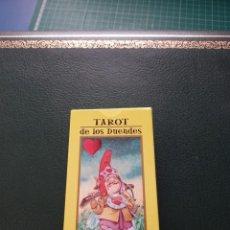 Barajas de cartas: BARAJA DE TAROT 'DE LOS DUENDES' COLECCIÓN RBA. Lote 228205745