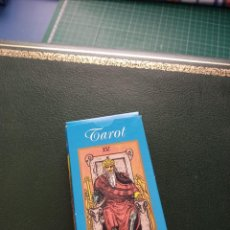 Barajas de cartas: BARAJA DE TAROT COLECCIÓN RBA. Lote 228205990