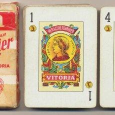 Jeux de cartes: BARAJA ESPAÑOLA. FOURNIER N.º 21. Lote 228399955