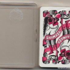 Jeux de cartes: BARAJA ESPAÑOLA. 40 CARTAS. MINGOTE. FOURNIER 1979. PUBLICIDAD DE CAFÉS SAMAIZA. PRECINTADA. Lote 228400330