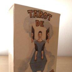 Barajas de cartas: TAROT DE EUSKALHERRÍA. 78 CARTAS. CON INSTRUCCIONES. COMO NUEVO.. Lote 228546970