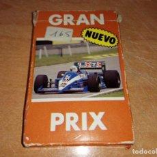 Mazzi di carte: JUEGO DE CARTAS COMPLETO GRAN PRIX (INCLUYE INSTRUCCIONES). Lote 228576100