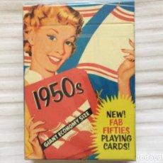 Barajas de cartas: BARAJA 1950 54 CARTELES NUEVAS NAIPES MUY BONITA. Lote 228591395